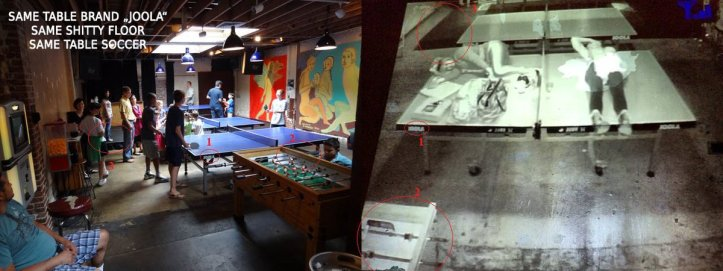 comet ping pong joola tables