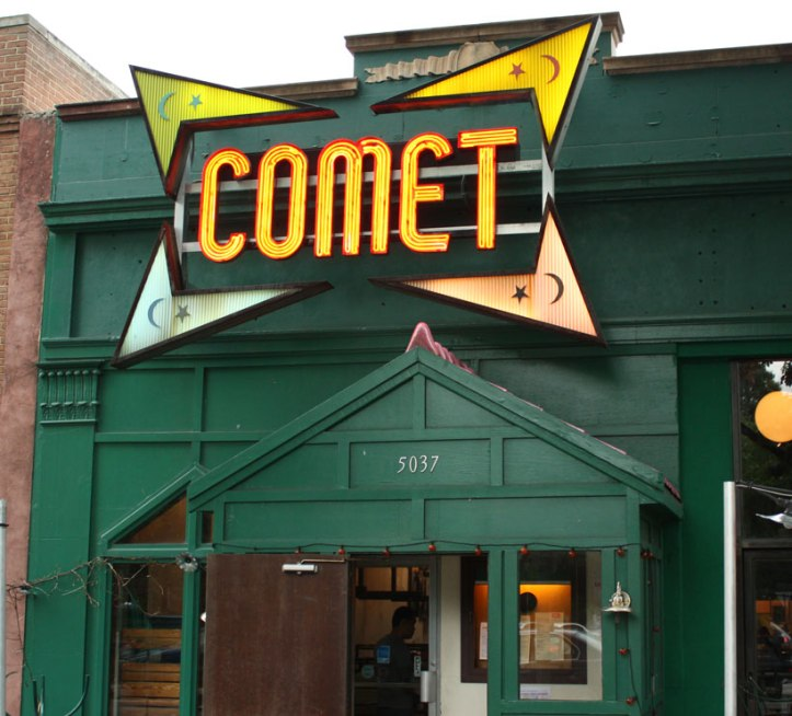 comet ping pong storefront