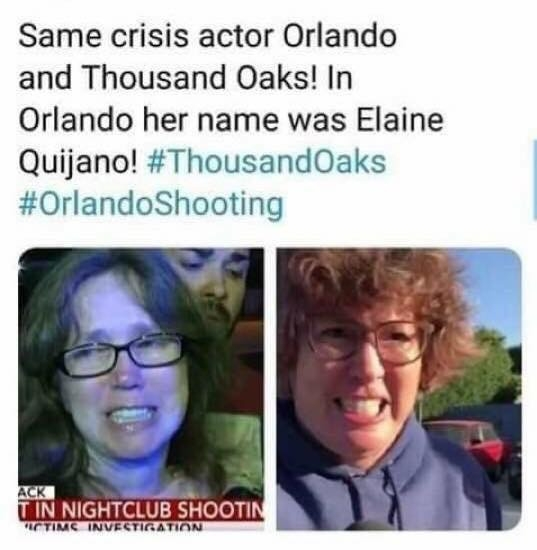 elaine quijano thousand oaks crisis actor