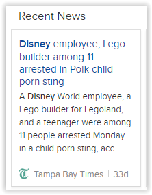 Walt Disney pedophilia child pornography