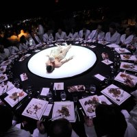 2011 MOCA Gala - An Artist's Life Manifesto, Directed By Marina Abramovic - Inside