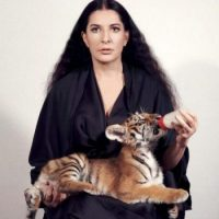 Marina Abramovic and The Jewish Communal Fund
