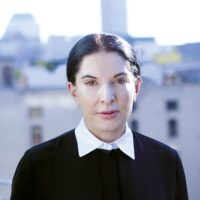 Who is Marina Abramovic?