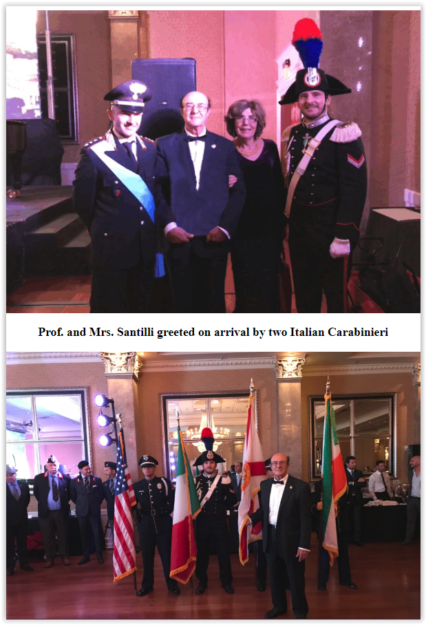 "PROF. RUGGERO MARIA SANTILLI KNIGHTED BY SERGIO MATTARELLA PRESIDENT OF ITALY, WITH THE ""ORDER OF THE STAR OF ITALY"" WITH THE TITLE OF SIR at a ceremony organized by the Italian Consulate, Coral Gables, Florida, on May 31, 2018 in the occasion of Italy National Day."