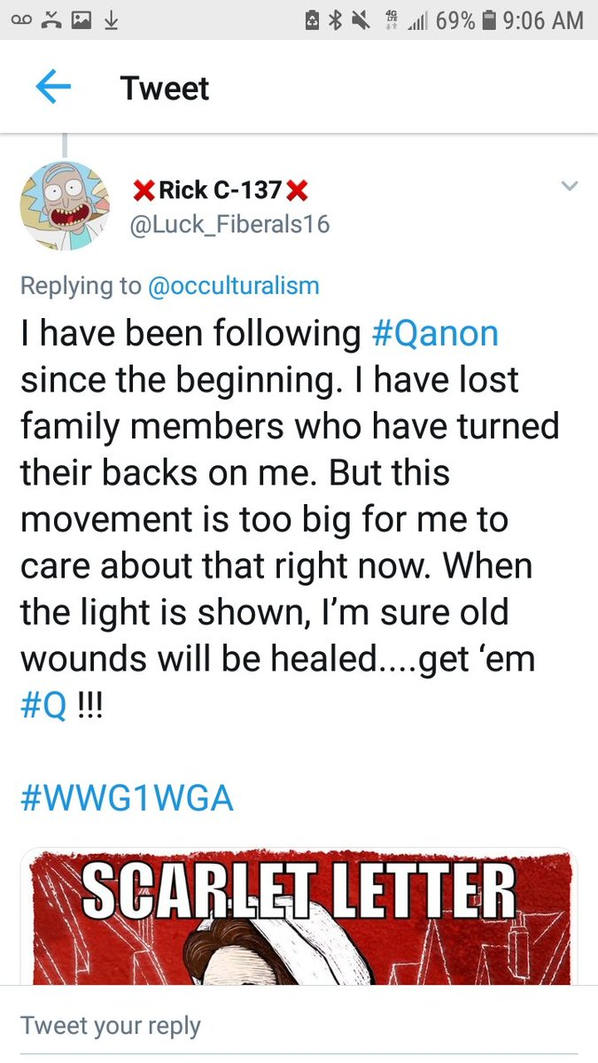 losing family members over qanon