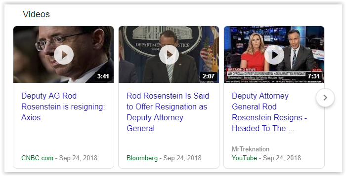 Qanon incorrectly predicts the firing and/or removal of Rod Rosentein -qnon lies - ELemi Fuentes