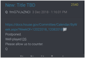 state funeral is qanon excuse for more failed dates