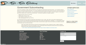 Tiger Team Consulting is a government subcontractor creates unsecure qanon app