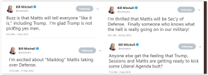The ever changing Qanon narrative by Bill Mitchell Your voice America