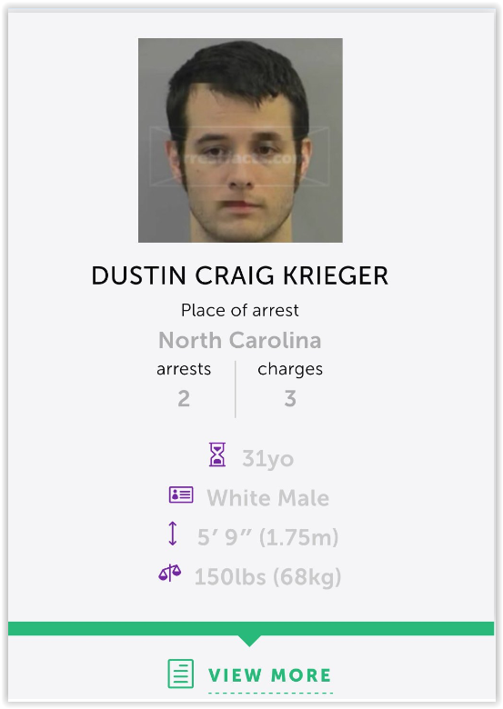 Dustin Craig Krieger aka Dustin Nemows arrested -qanon posts