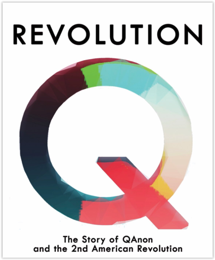 Neon Revolt - Ethan Ralph - Qanon book - patriots don't do it for the money