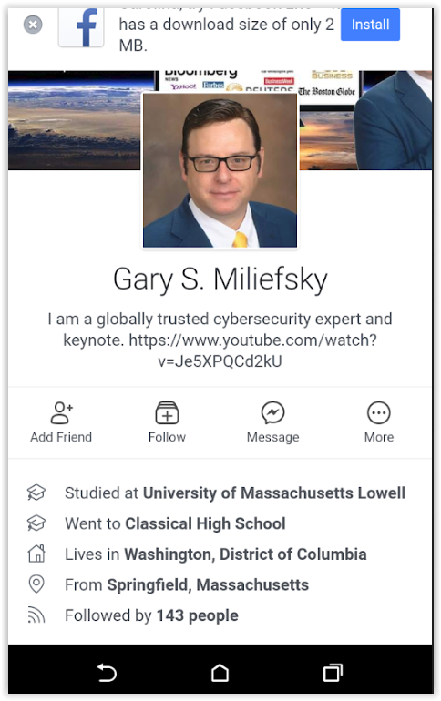 Gary S. Milifiesky Qanon posts facebook Friends with Tracy Diaz aka Tracy Beanz Qanon Queen