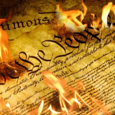 constitution-burning---dear maga friend